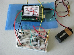 Sound Detection with the Arduino