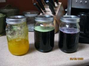 Making Homemade Liquid Soap
