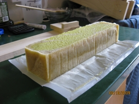Natalie's Oatmeal, Milk and Honey Soap