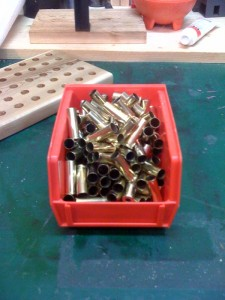 .38 Special Brass, Deprimed and trimmed.