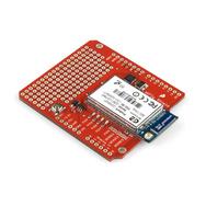 Sparkfun's WiFly Arduino Shield